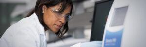 Bio Jobs Hub Female Worker